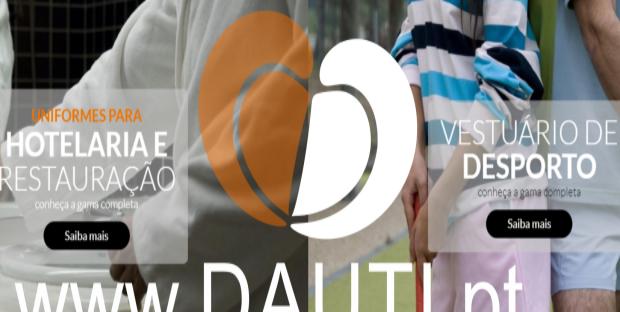 A espera terminou, chegou o novo site DAUTI!