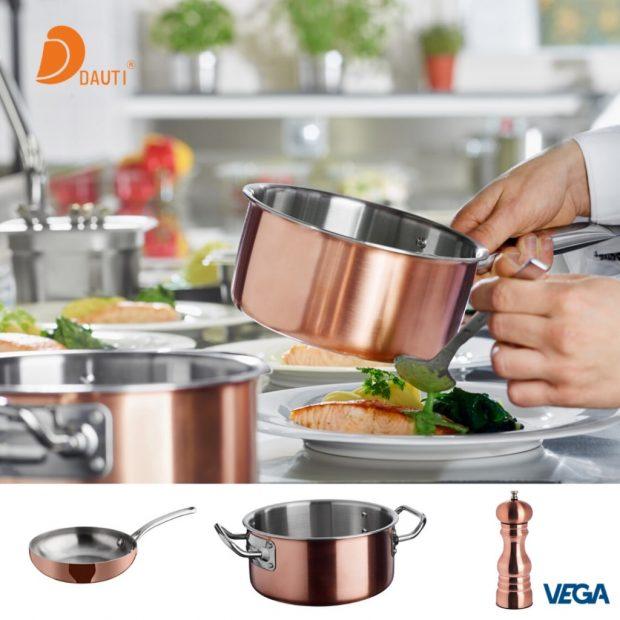 A importância de uma seleção correta dos utensílios de cozinha de equipamentos