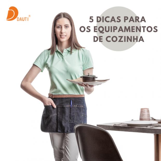 As 5 melhores dicas para aumentar a durabilidade dos seus equipamentos de cozinha