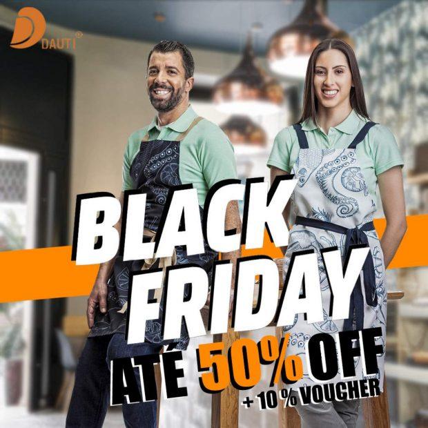 1ª Black Friday da história na DAUTI: Descubra todos os produtos DAUTI em desconto