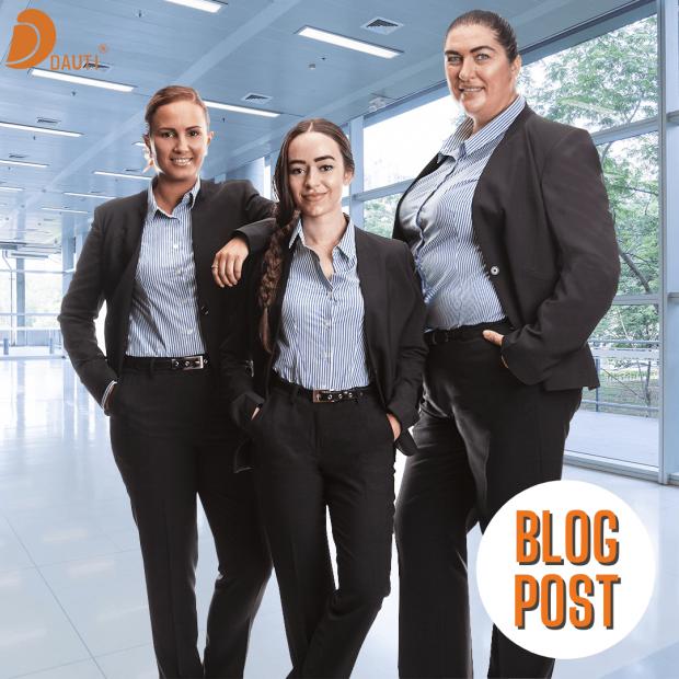 4 Benefícios das Fardas na criação de uma equipa de trabalho