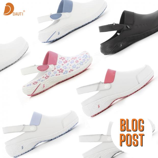 4 Dicas para escolher o melhor Calçado Hospitalar