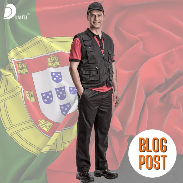 4 Razões porquê escolher um fornecedor português de Fardas de Trabalho