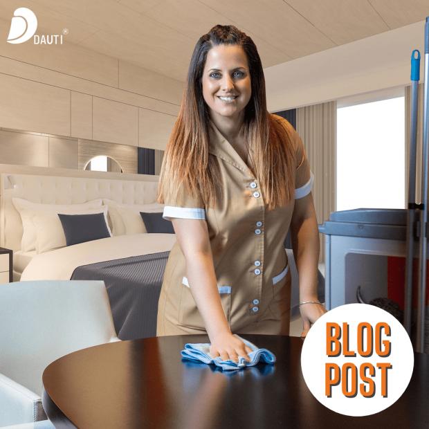 3 Conselhos para Fardas de Trabalho de Housekeeping